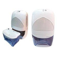 Air Dehumidifier 2000ml 2l Home Bathroom Garage Car Damp House Hygienic -  2000ml 2l air dehumidifier home bathroom garage damp house mains portable
