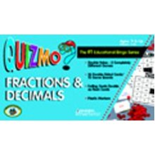 QUIZMO FRACTIONS and DECIMALS