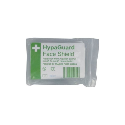 HypaGuard Resuscitation Face Shield