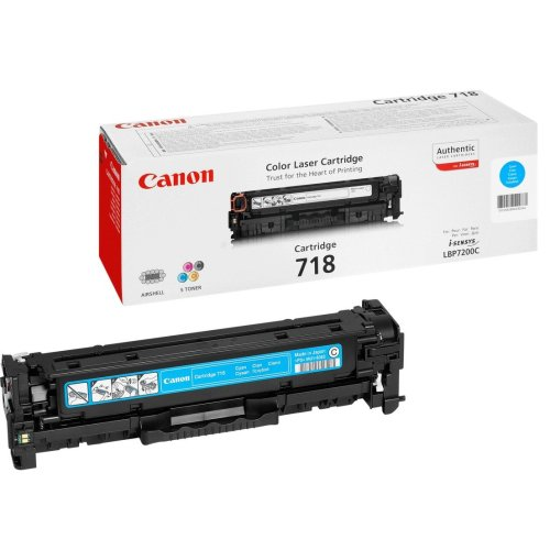 Canon Crg 718 C Cartridge 2900pages Cyan
