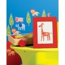 Wallies Wall Decorations Zoo Pals Cut Outs