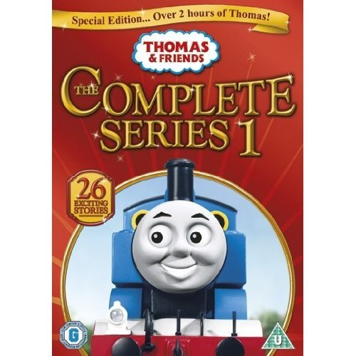 Thomas and Friends - The Complete Series 1 [DVD]