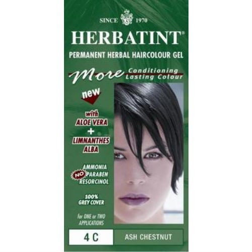 Herbatint Copper Chestnut Ammonia Free Hair Colour 4r 150ml