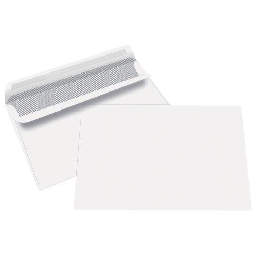 Standard Envelopes, C6 114 x 62 cm (Pack of 25)