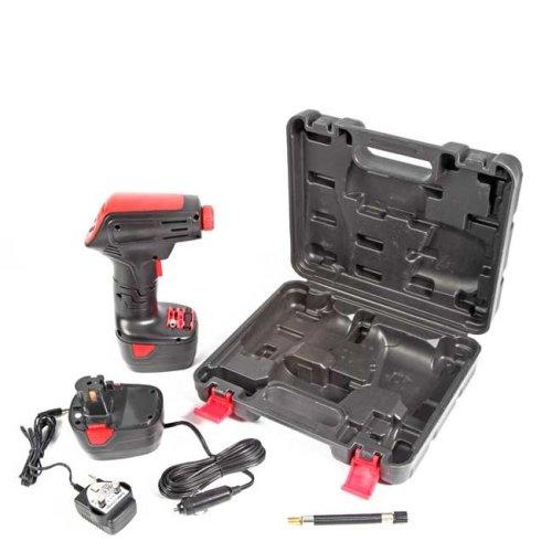 Portable Handheld Air Compressor | H24 x W16 x D8.2cm | Easylife Group