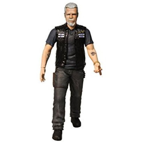 Mezco Sons of Anarchy 6-inch Clay Morrow Action Figure Brand New Sealed