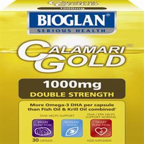Bioglan Calamari Gold 1000mg 30 Caps
