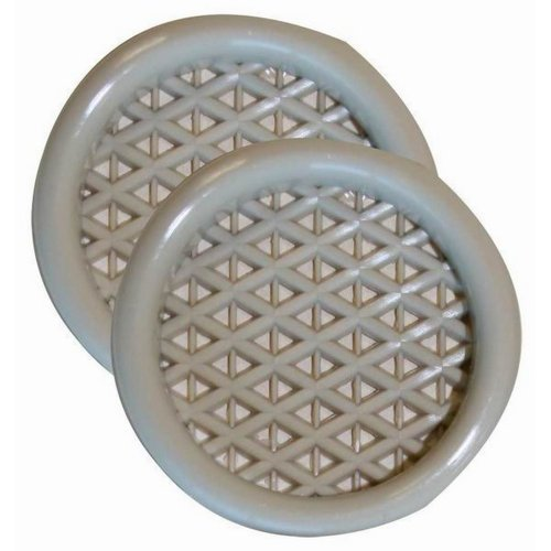 W4 Push In Vent (Pack Of 2)