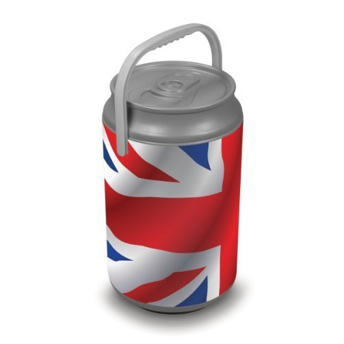 Oniva A Picnic Time Brand Mega Insulated Can Cooler Union Jack