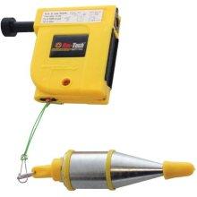 400g Magnetic Plumb Bob & Line - Plum Level Amtech -  400g magnetic bob line plum plumb level amtech