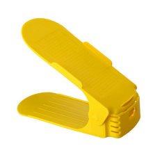 Colorful/Save Space/Storage/Organization Shoe Rack Set of Six,Yellow