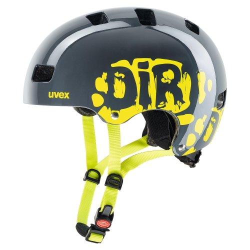 Uvex kid 3 Bike Helmet Children grey Head circumference 55-58 cm 2019 Mountain Bike Cycle Helmet