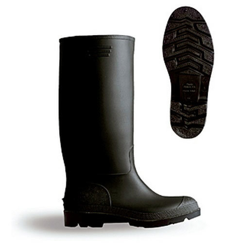 Dunlop BBB03 Pricemastor Wellington Boot Black Size 3