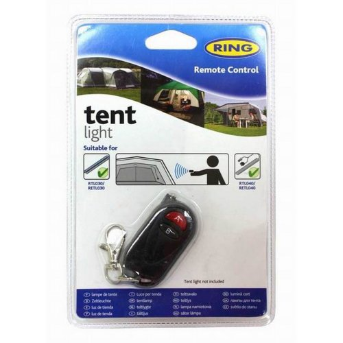 Ring Tent Battery Light Remote Control