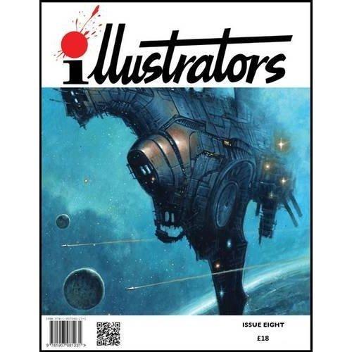 Illustrators Quarterly: Issue 8