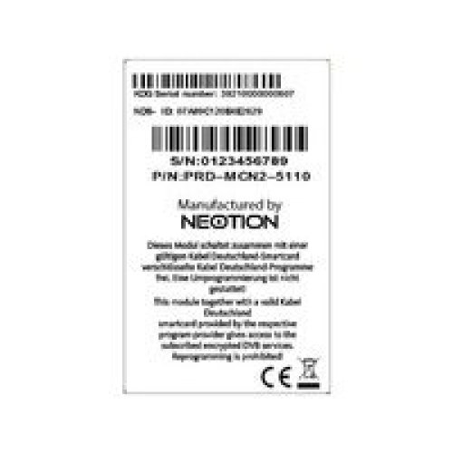 Neotion 8024-C1 NDS CI+  module for KDG 8024-C1