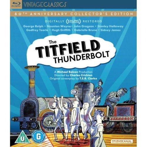 Titfield Thunderbolt - 60th Anniversary (digitally Restored)