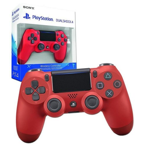Red Sony PS4 DualShock 4 Controller | PS4 DS4 Controller
