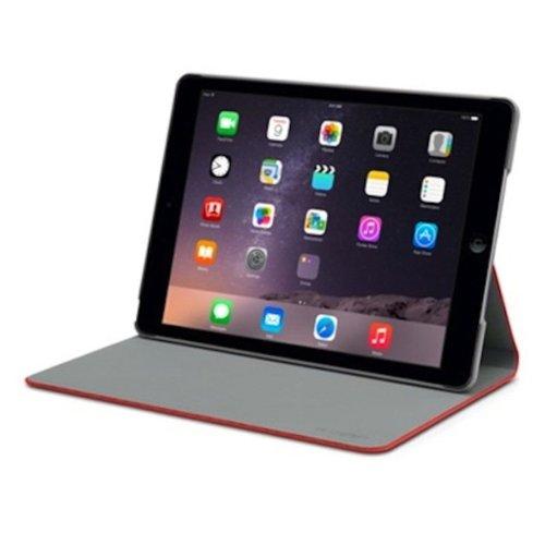 Logitech Hinge Case folio cover for iPad Mini 2,3 - Red