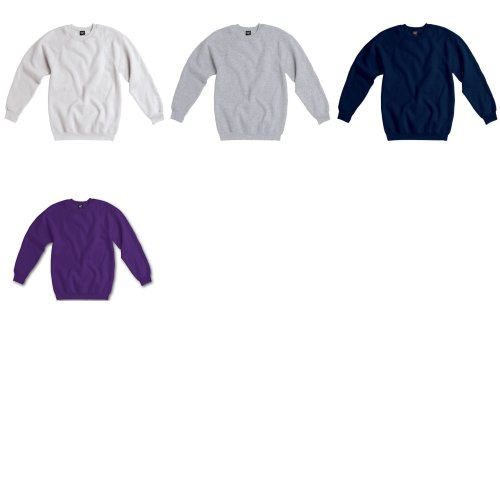 SG Kids Raglan Sleeve Crew Neck Sweatshirt (Pack of 2)