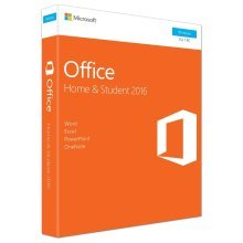 Microsoft Office Home and Student 2016 PC 1 User (79G-04597)