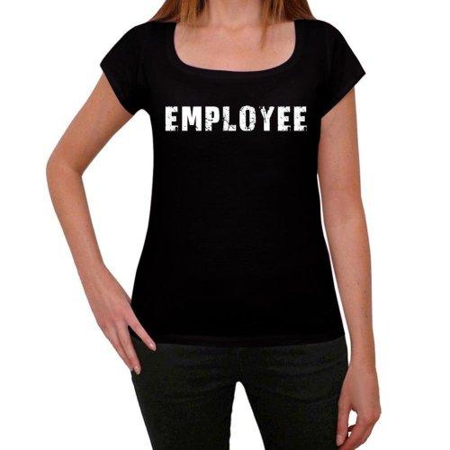 Employee Womens T Shirt Black Birthday Gift 00547 On OnBuy