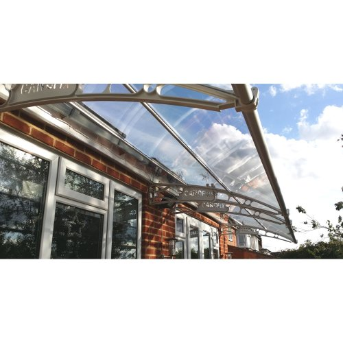 Cantilever Door Canopy | 2000mm wide x 650mm projection