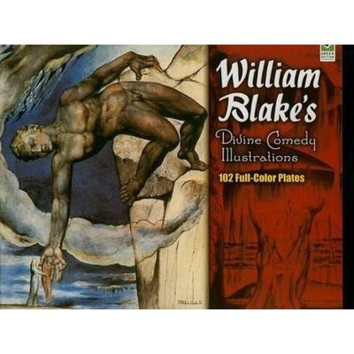 William Blake's Divine Comedy Illustrations (Dover Fine Art, History of Art)