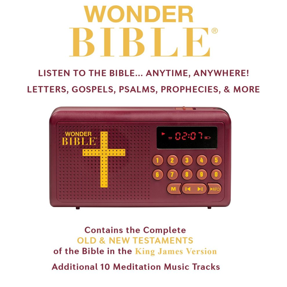 Audio Bible James Chapter 4