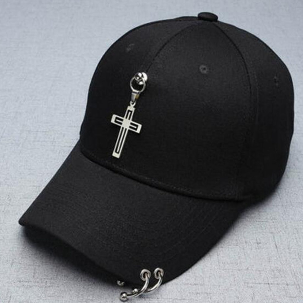 451b0b91562 ... Unisex Fashion Outdoors Sports Cap Peaked Cap Adjustable Korean Baseball  Hip Hop Cap