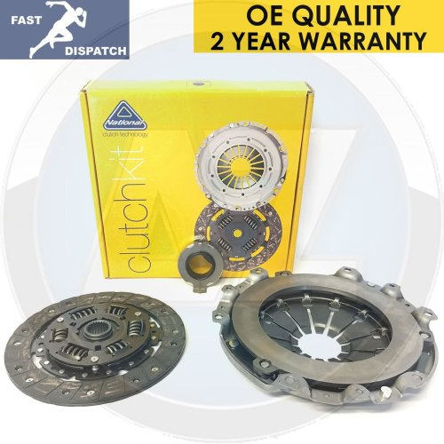 FOR HONDA CIVIC 2.0 TYPE R EP3 BRAND NEW NATIONAL CLUTCH KIT K20A2 2001-2005