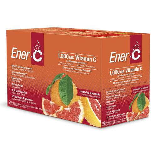 Ener-C  Ener-C Tangerine Grapefruit Sachets 30s