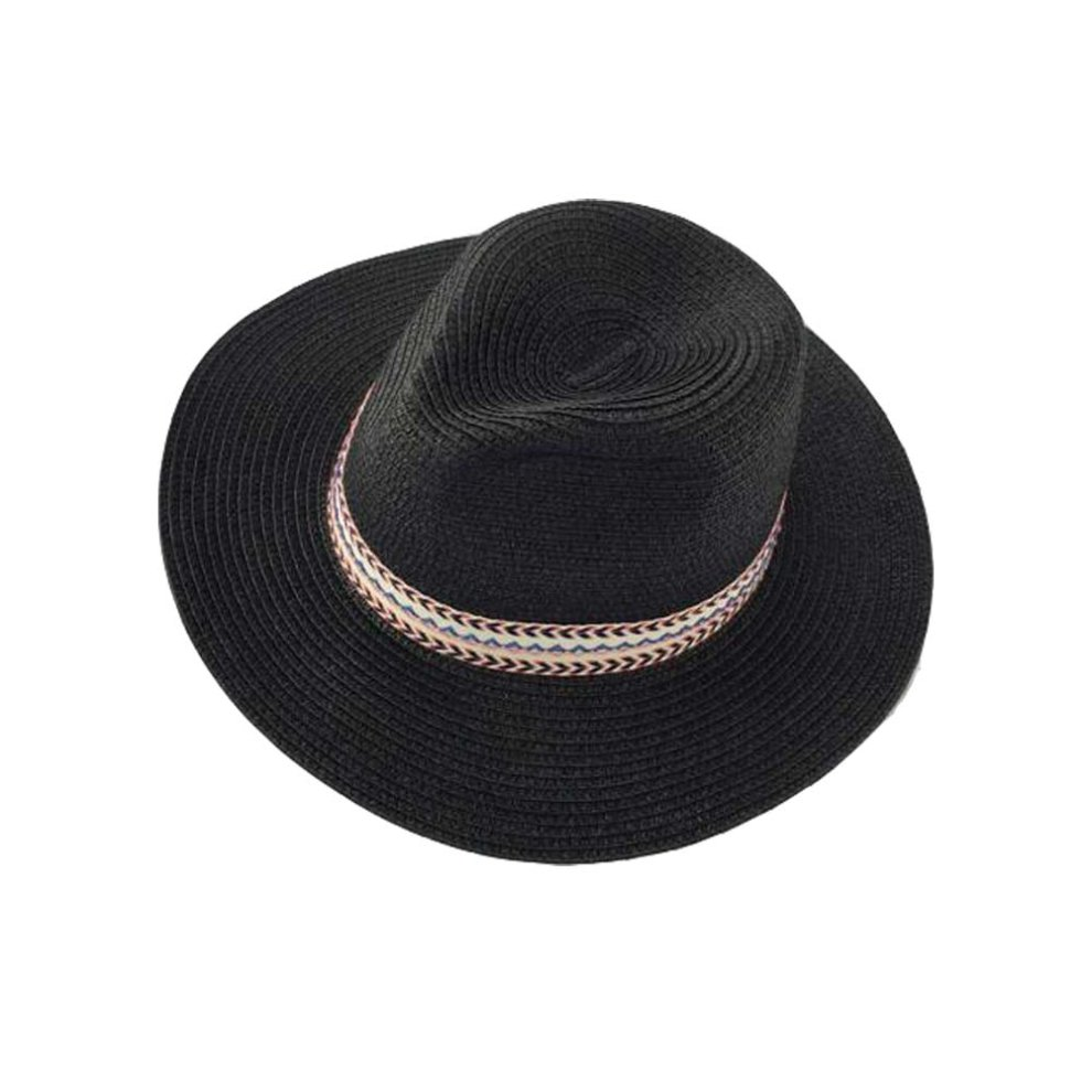 5556882c12573 Women s Sun Hat National Style Wind Visor Hat Beach Hat  2 on OnBuy