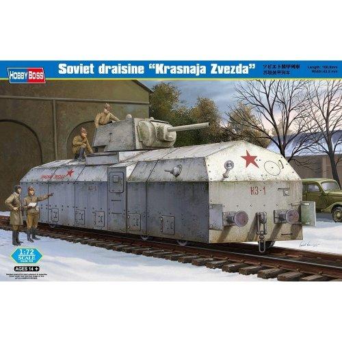 Hbb82912 - Hobbyboss 1:72 - Russian Armoured Train