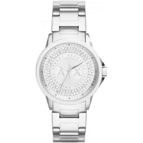Armani Exchange Watch AX4320 Watch Crystals Steel Woman