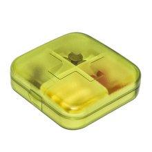 Portable 7 Day Pill Reminder Medicine Storage Pill Case Box     A