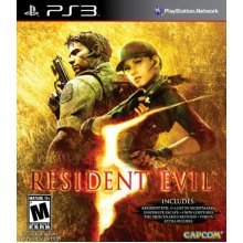 Resident Evil 5: Gold Edition - Playstation 3 by Capcom