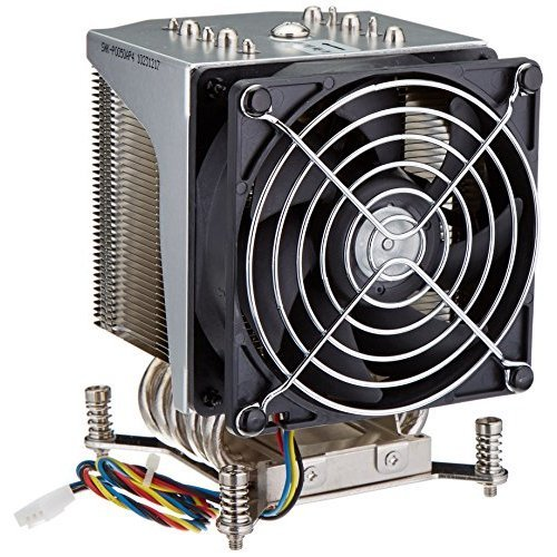 Supermicro 4U Active CPU Heatsink Cooling for X9 UP DP Systems SNK P0050AP4
