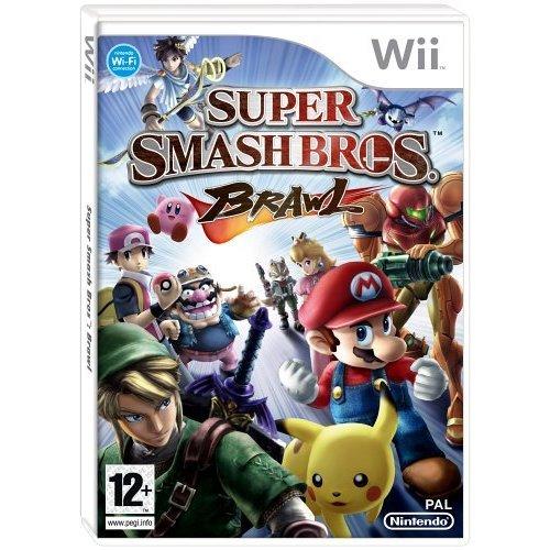 Wii - Super Smash Bros. Brawl (Wii)