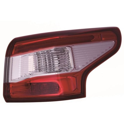 Nissan Qashqai 2014-2016 Led Rear Outer Tail Light Drivers Side O/s