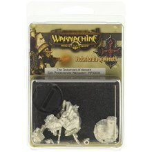 Privateer Press Warmachine: Protectorate: Testament of Menoth Model Kit