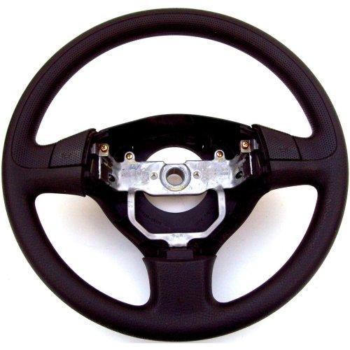 Vauxhall Agila Meriva Three Spoke Steering Wheel + Horn Buttons