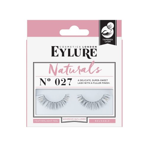 Eylure Strip Lashes, Naturals Number 027