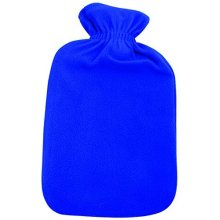 Finesse Hot Water Bottle - Fleece Covered -  finesse fleece cover hwb