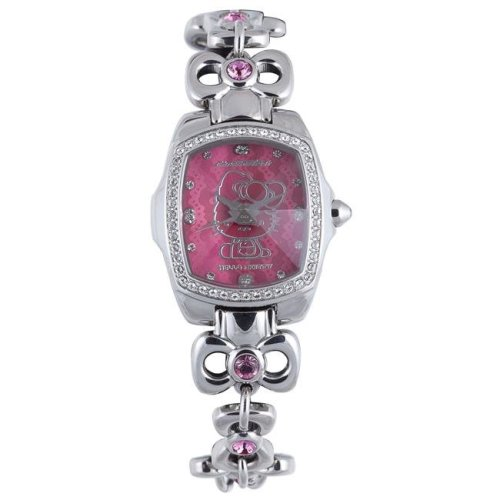 Hello Kitty CT.7105LS-16M Stainless Steel Pink Watch