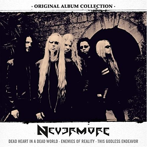 Nevermore - Original Album Collection (dead Heart in a Dead World / Enemies of Reality / This Godless Endeavor) [CD]
