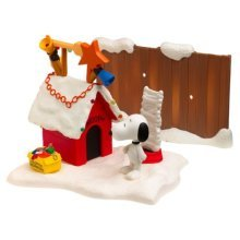 A Charlie Brown Christmas: Snoopy's Doghouse Playset