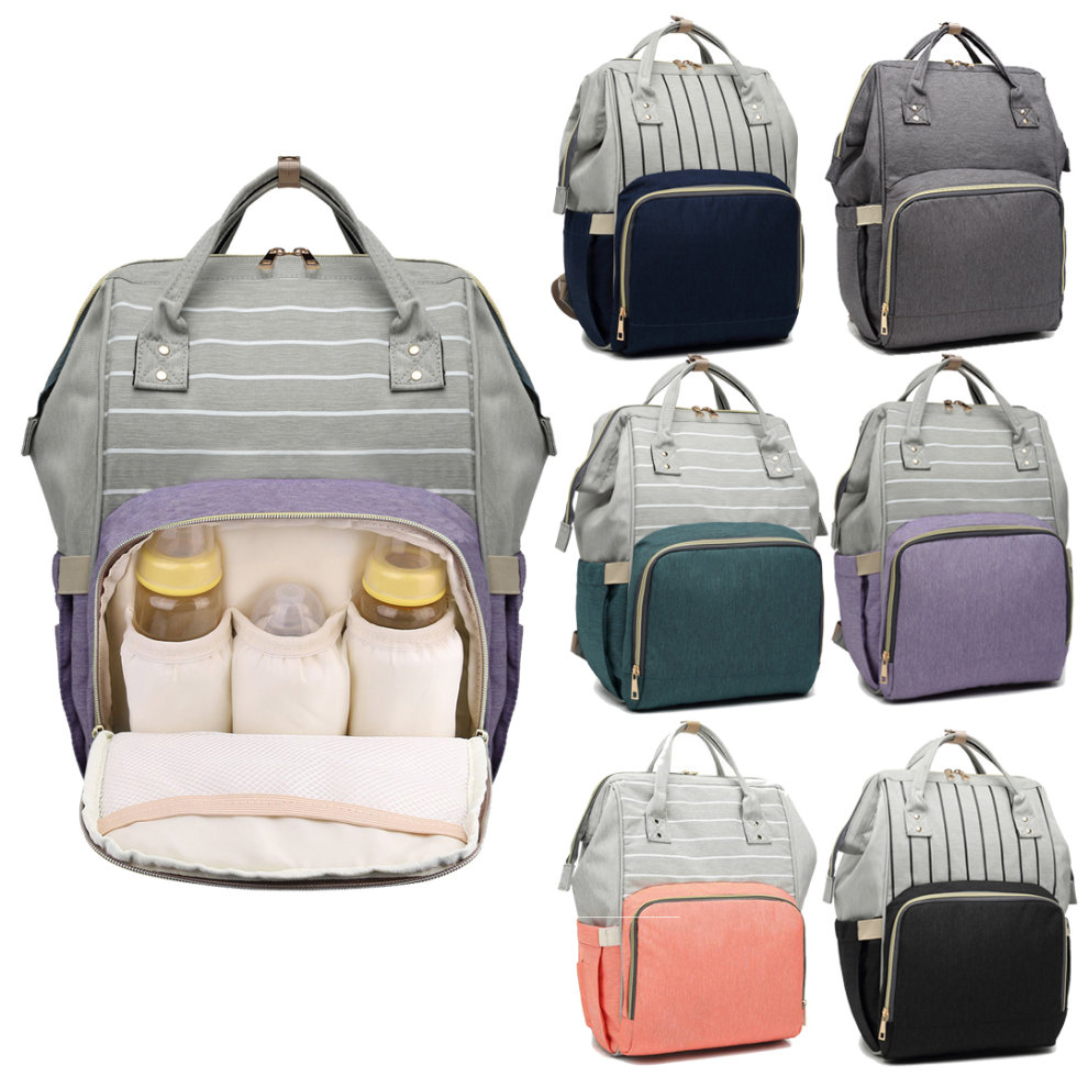 f97bd490cc436 ... Miss Lulu Baby Changing Backpack