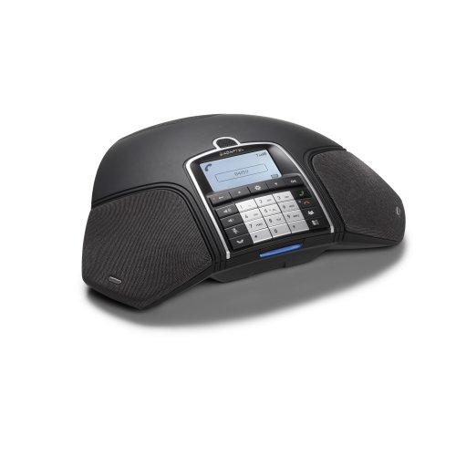 Konftel 300Wx Telephone Black speakerphone