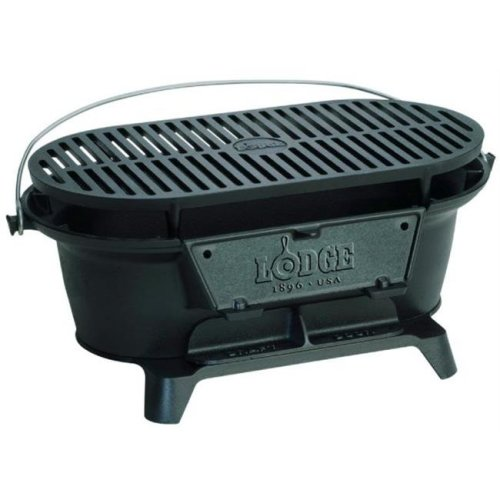 9in. X 17in. Hibachi Style Charcoal Grill